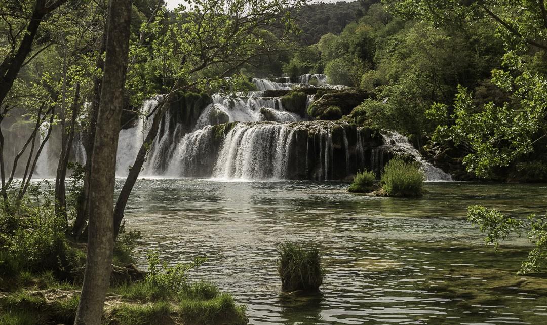 Ein Tag im Krka Nationalpark