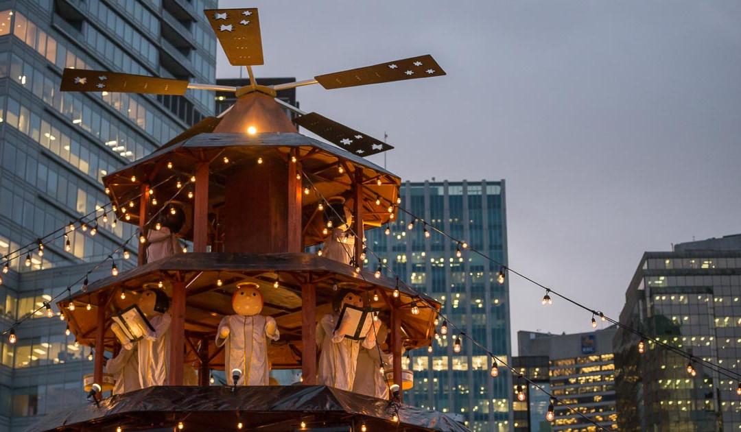Vancouver Christmas Market – Weihnachtsmarktfeeling an der Pazifikküste