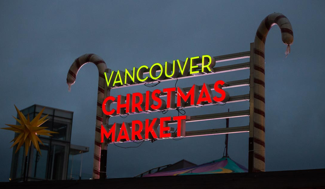 Work and Travel Kanada – Mein Job auf dem Vancouver Christmas Market